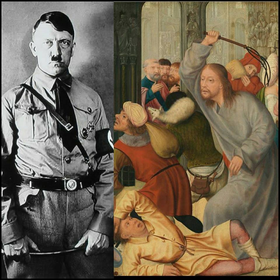 Mein kampf quotes homosexuality and christianity